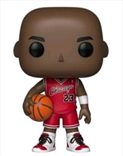 NBA: Bulls - Michael Jordan Rookie Uniform US Exclusive Pop! Vinyl [RS] | Pop Vinyl