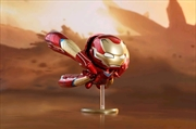 Avengers 3: Infinity War - Iron Man Mark L Super Thruster Cosbaby | Merchandise
