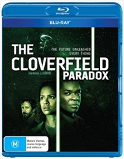 Cloverfield Paradox, The | Blu-ray