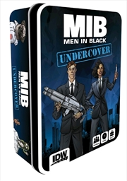 Men in Black - Undercover Game in Tin | Merchandise
