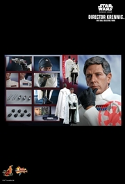 "Star Wars: Rogue 1 - Director Krennic 12"" 1:6 Scale Action Figure 