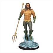 Aquaman - Aquaman 1:9 Statue | Merchandise