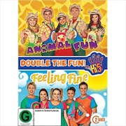 Hi 5 - Animal Fun / Feeling Fine | DVD