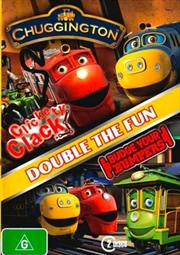 Chuggington Double Pack (Budge Your Bumpers & ClackeyClack)