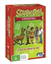 Scooby Doo Movie Pack