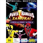 Power Rangers Samurai: Vol 4