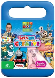 Abc For Kids Favourite: Lets Get Creative | DVD