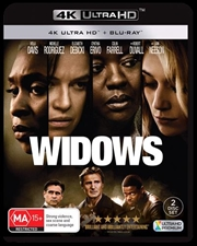 Widows | Blu-ray + UHD