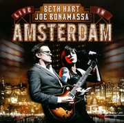 Live In Amsterdam | CD
