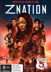 Z Nation - Season 5 | DVD