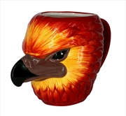 Harry Potter - Fawkes 3D Mug