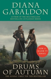 Drums Of Autumn (Outlander 4) | Paperback Book