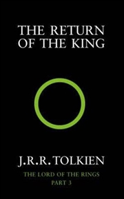 Return Of The King - The Lord of the Rings 3 | Paperback Book