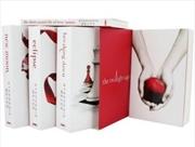 Twilight Saga 5 Book Set (White Cover) | Paperback Book
