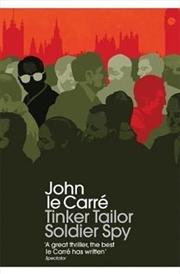 Tinker Tailor Soldier Spy | Paperback Book