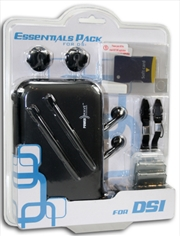 Essentials Pack For DSi - Black | Nintendo DS