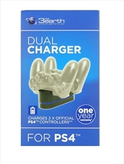 PS4 Dual Controller Charging Dock