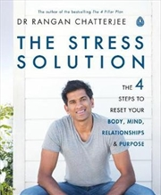 The Stress Solution | Paperback Book