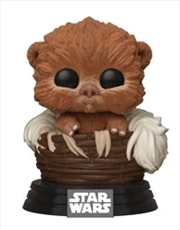 Star Wars - Baby Nippit Flocked US Exclusive Pop! Vinyl [RS]
