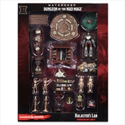 Dungeons & Dragons - Icons of the Realms Set 11 Halaster's Lab Premium Set