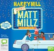 Matt Millz Stands Up!   Audio Book