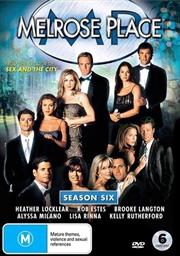 Melrose Place - Season 6