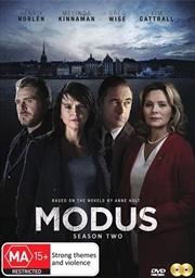 Modus - Season 2