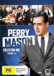 Perry Mason - Collection 1 - Season 1-3