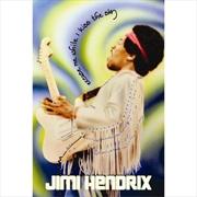 Jimi Hendrix Woodstock | Merchandise