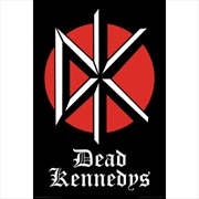 Dead Kennedys Logo poster | Merchandise