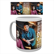 Supernatural Sam and Dean Mug