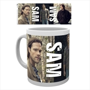 Supernatural Sam Mug