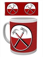 Pink Floyd The Wall Hammers Mug