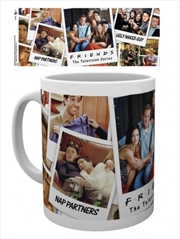 Friends Polaroids Mug