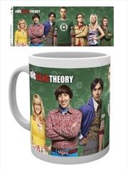 Big Bang Theory Cast Mug | Merchandise