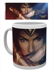 DC Comics Wonder Woman Film Cross Mug | Merchandise