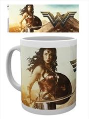 DC Comics Wonder Woman Film Sword Mug | Merchandise