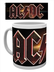 ACDC Logo Mug | Merchandise