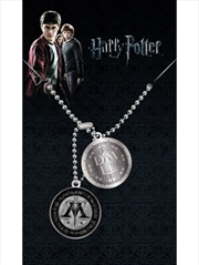Harry Potter Ministry of Magic Dogtags