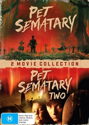 Pet Sematary / Pet Sematary Two | Double Pack - Franchise Pack