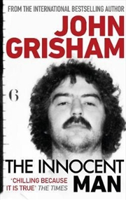 Innocent Man | Paperback Book