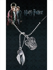 Harry Potter Gryffindor Dog Tags