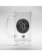 Walking Dead Walker Hunter Stein Glass