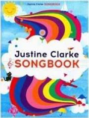 Justine Clarke Songbook   Paperback Book