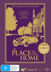 A Place To Call Home - Season 1-6 | Boxset - Premium Edition