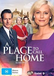 A Place To Call Home - Season 6 | DVD