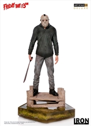 Friday the 13th - Jason Voorhees 1:10 Scale Deluxe Statue | Merchandise