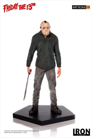 Friday the 13th - Jason Voorhees 1:10 Scale Statue | Merchandise