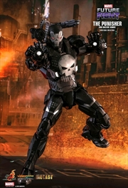 "Future Fight - Punisher War Machine 12"" Action Figure"