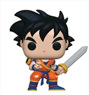 Dragon Ball Z - Young Gohan with Sword US Exclusive Pop! Vinyl [RS]